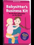 Babysitter's Business Kit [With Reward Stickers and Business Cards and Client Address Book, Game Pad, Parent Checklist]