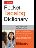Tuttle Pocket Tagalog Dictionary: Tagalog-English / English-Tagalog