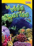 La Vida Marina (Sea Life) (Spanish Version) (Upper Emergent)