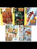 Iron Man and the Armor Wars 4 Volume Set