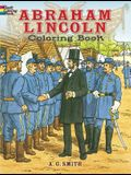 Abraham Lincoln Coloring Book (Dover History Coloring Book)
