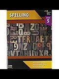 Steck-Vaughn Core Skills Spelling: Workbook Grade 5