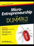 Micro-Entrepreneurship for Dummies