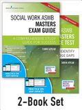 Social Work Aswb Masters Exam Guide and Practice Test, Second Edition Set: A Comprehensive Study Guide for Success