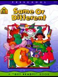 Same or Different-Workbook