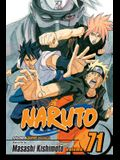Naruto, Vol. 71, 71