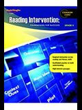 Reading Intervention: Foundations for Success: Reproducible Grade 6