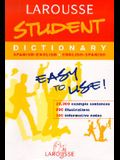 Larousse Student Dictionary: Spanish-Englsih English-Spanish
