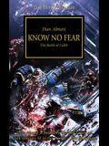 Know No Fear (Horus Heresy)