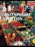 Contemporary Nutrition Issues and Insights (Book with Foodwise CD-ROM for Windows and Macintosh)