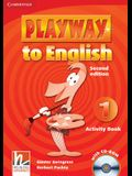 Playway to English, Level 1 [With CDROM]