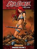 Red Sonja: She-Devil with a Sword Omnibus Volume 2