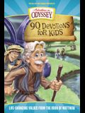90 Devotions for Kids in Matthew: Life-Changing Values from the Book of Matthew