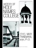 History of Holy Names College
