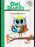 Eva and Baby Mo: A Branches Book (Owl Diaries #10), Volume 10