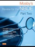 Mosby's Review for the Nbde Part II - Pageburst E-Book on Vitalsource (Retail Access Card)