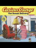 Curious George the Donut Delivery (Cgtv 8x8)
