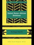 United States-African Relations: The Reagan-Bush Era