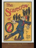 The Scarecrow of Oz: Illustrated First Edition