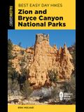 Best Easy Day Hikes Zion and Bryce Canyon National Parks, Third Edition