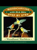 Woodcarving with Rick Butz: Warblers