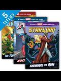 Mighty Marvel Chapter Books Set 1 (Set)