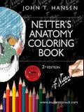 Netter's Anatomy Coloring Book [With Access Code]