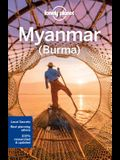 Lonely Planet Myanmar (Burma) 13