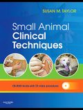 Small Animal Clinical Techniques [With CDROM]