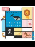 Animals in French and English