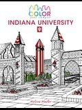 Color Your Campus_Indiana University: An Adult Coloring Book