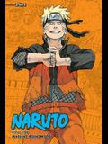 Naruto (3-In-1 Edition), Vol. 22: Includes Vols. 64, 65 & 66