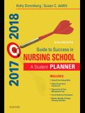 Saunders Guide to Success in Nursing School, 2017-2018: A Student Planner