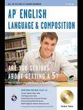 AP English Language & Composition w/ CD-ROM (Advanced Placement (AP) Test Preparation)