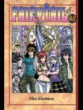 Fairy Tail, Volume 38