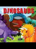 Dinosaurs: A Mini Animotion Book