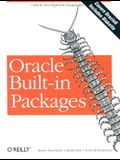 Oracle Built-In Packages: Oracle Development Languages [With *]