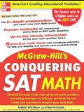 McGraw-Hill's Conquering the New SAT Math