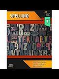 Core Skills Spelling Workbook Grade 3