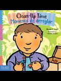 Clean-Up Time / Momento de Arreglar