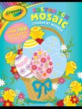 Crayola Easter Egg Mosaic Sticker by Number, Volume 11