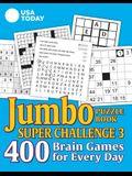 USA Today Jumbo Puzzle Book Super Challenge 3, 30
