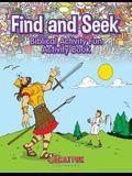 Find and Seek Biblical Activity Fun Activity Book