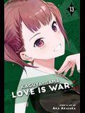 Kaguya-Sama: Love Is War, Vol. 13, Volume 13