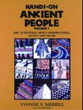 Hands-On Ancient People, Volume 1: Art Activities about Mesopotamia, Egypt, and Islam