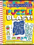 Brain Games Kids - Puzzle Blast! - Pi Kids