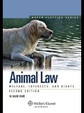 Animal Law: Welfare, Interests, and Rights