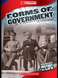 Forms of Government (Cornerstones of Freedom: Third Series)