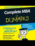 Complete MBA for Dummies Lib/E: 2nd Edition