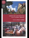 American Universities in a Global Market